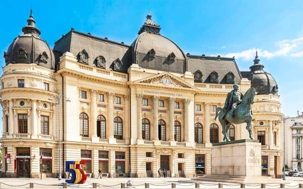 University Library of Bucharest