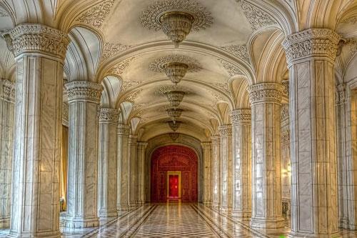 Parliament Palace Communist Tour of Bucharest