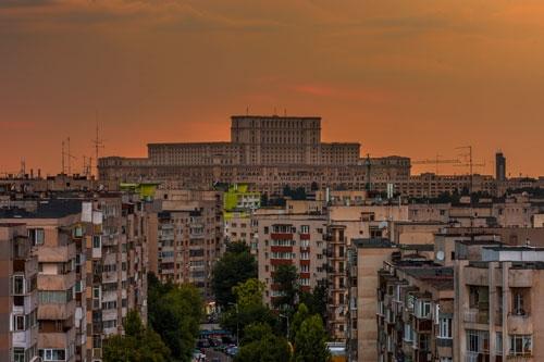Parliament Palace Communist