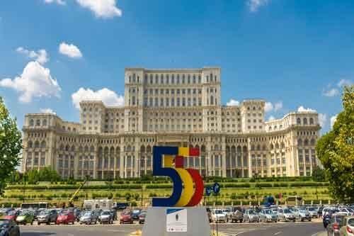 Panoramic-tour-Bucharest-The Parliament Palace Bucharest