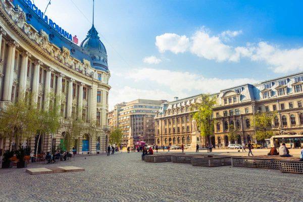 Grand Bucharest City Tour