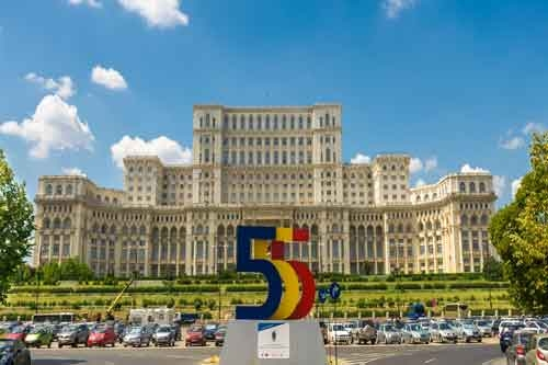 The-Parliament-Palace-Bucharest
